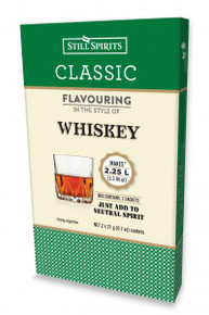 Still Spirits Classic Whiskey Flavouring (2 x 1.125L)