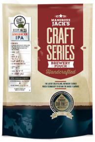 Mangrove Jack's Craft Series American IPA + dry hops