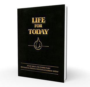 Book - Life for Today Gal Eph Phil & Col Edition