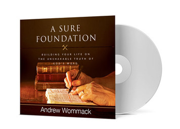 CD Album - A Sure Foundation
