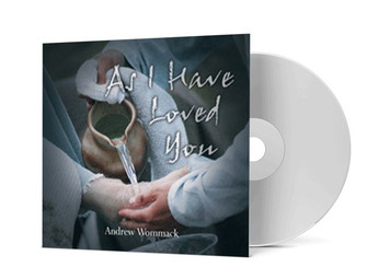 CD Album - As I Have Loved You