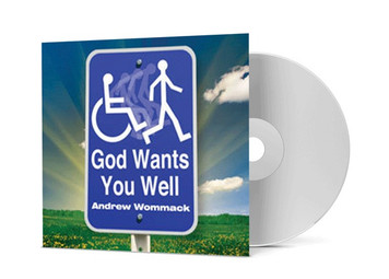 CD Album - God Wants You Well