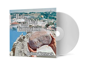 CD Album - How To Deal With Temptation