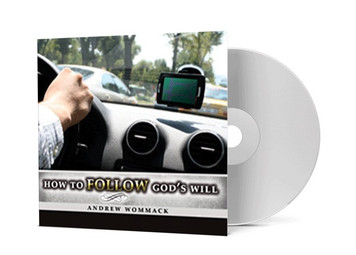CD Album - How To Follow God's Will
