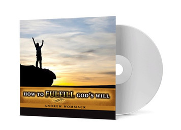 CD Album - How To Fulfill God's Will