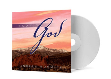 CD Album - Knowing God