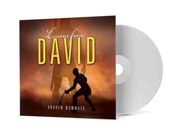 CD Album - Lessons From David