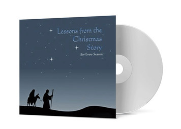CD Album - Lessons From The Christmas Story
