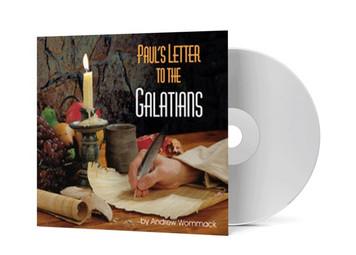 CD Album - Paul's Letter To The Galatians