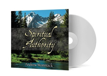 CD Album - Spiritual Authority