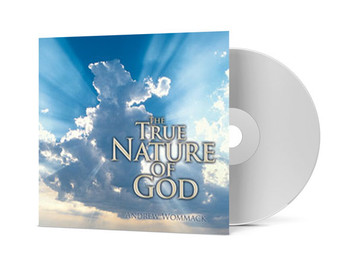 CD Album - The True Nature Of God
