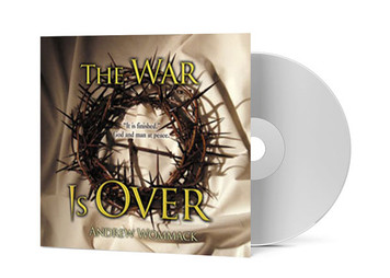 CD Album - The War Is Over