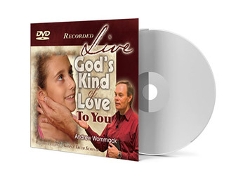 DVD LIVE Album - God's Kind Of Love To You
