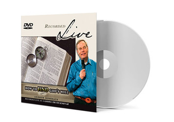 DVD Live Album - How To Find God's Will