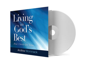 DVD Live Album - Living in God's Best