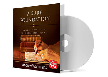 DVD TV Album - A Sure Foundation: Integrity in God's Word