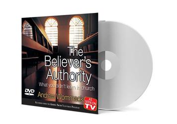 DVD TV Album - The Believer's Authority