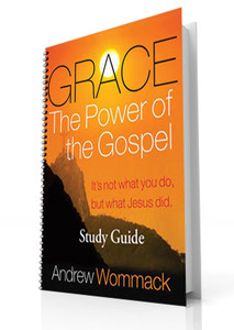Study Guide - Grace, The Power Of The Gospel