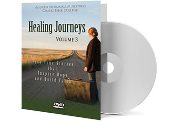 DVD Album - Healing Journeys Volume III