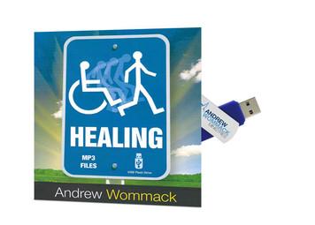 Healing - MP3 USB Drive