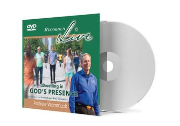 DVD LIVE Album - Dwelling in God's Presence
