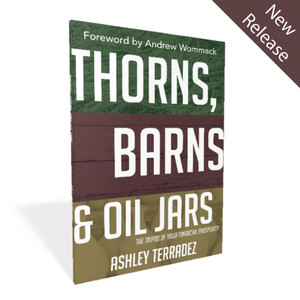 Thorns, Barns and Oil Jars - Ashley Terradez