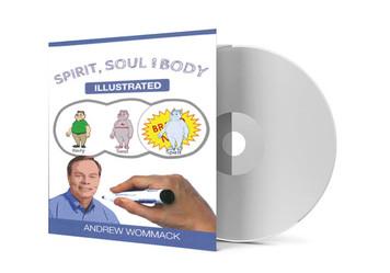 DVD - Spirit Soul & Body Illustrated