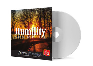 DVD TV Album - Humility - God's Path to More Grace