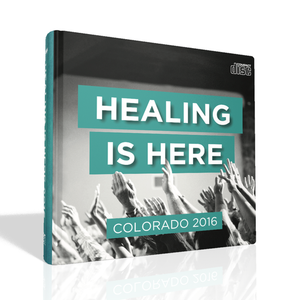 CD Album - Healing is Here Conference 2016