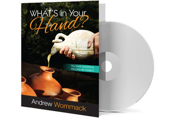 What's in Your Hand CD & DVD Combo
