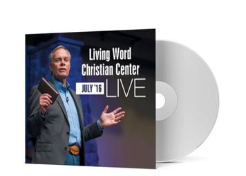 CD Album - Living Word Christian Centre. July 2016.