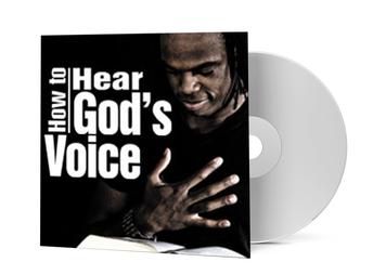 CD Album - How to Hear God's Voice