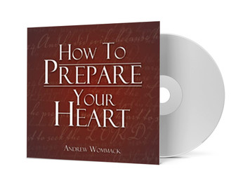 "How to Prepare Your Heart - ""As seen on TV"" DVD Album"