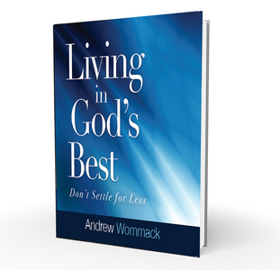 Book - Living in God's Best - Hardcover