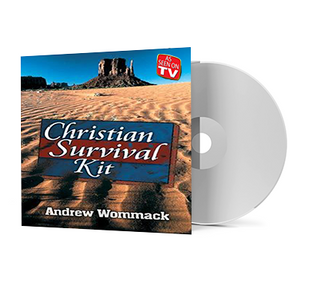 TV DVD Album - Christian Survival Kit