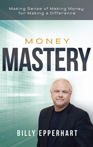 Money Mastery - Billy Epperhart (hardcover)