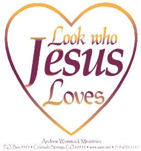 Look Who Jesus Loves - Sticker
