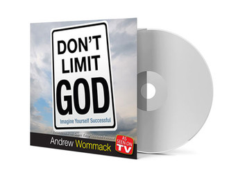 DVD TV Album - Don't Limit God.