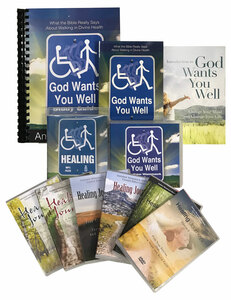 God Wants You Well Package