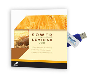 Sower's Seminar 2018 USB Set
