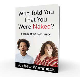 Book - Who Told You That You Were Naked