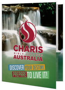 Charis Melbourne - On Campus Information Pack