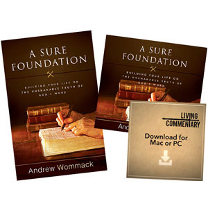A Sure Foundation - CD Package