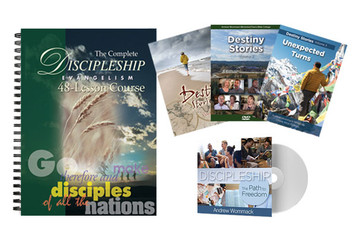 Discipleship - The Path to Freedom - CD Package