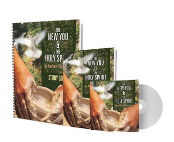 New You & The Holy Spirit - CD Package
