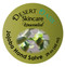 Jojoba Oil Unscented Hand Salve, made from all natural, cold pressed and undeoderized jojoba oil, 2 oz (60 gm)