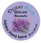Jojoba Oil Lavender Hand Salve, all natural, over 50% cold pressed and undeoderized jojoba oil and mildly scented with Lavender, 2 oz (60 gm)