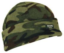 Camo Thinsulate fleece hat
