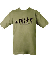 Kombat Evolution T Shirt