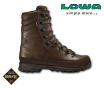 Lowa Combat Brown Gore-Tex® Lined